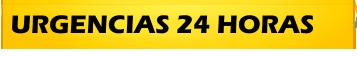 texto urgencias 24 horas cerrajero fondo amarillo